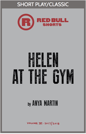 Helen at the Gym - Stage Rights