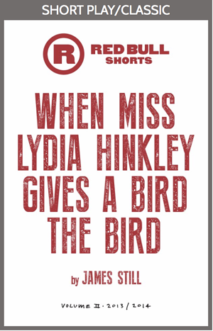 Miss Lydia Hinkley - Stage Rights