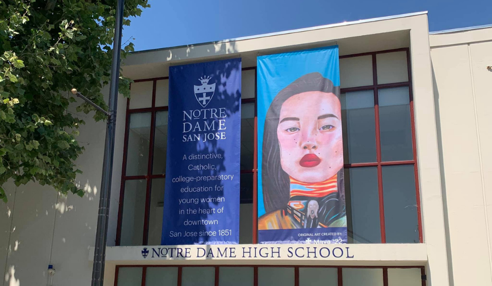 Back to Theatre Basics at Notre Dame High School