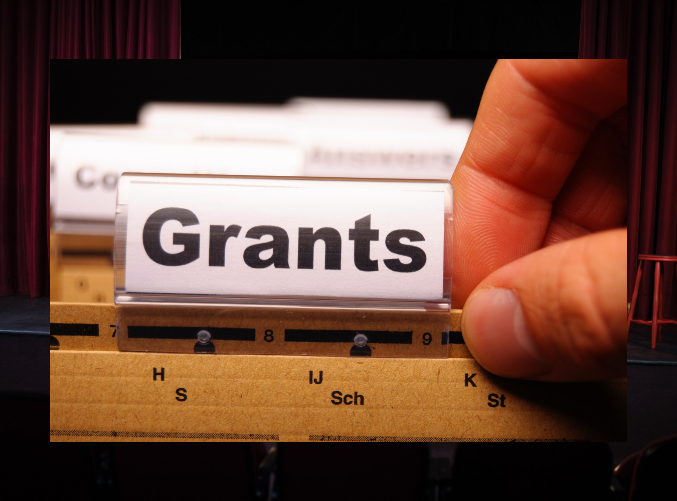 How To Get Started With Theatre Grants in 7 Easy Steps