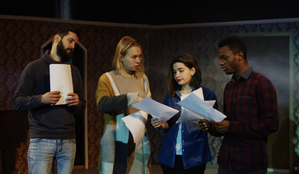 Growing Young Theatre Makers: Student Directors